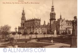 Image #1 of Dresden - Cathedral of the Holy Trinity (Katholische Hofkirche)