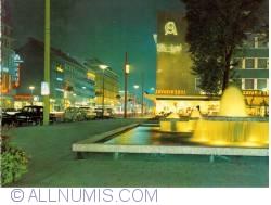 Image #1 of Duisburg Königstraße (King's avenue) at nignt - KRUGER 1034.14
