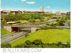 Image #1 of Duisburg - Express way and Train station - KRUGER 1034.11