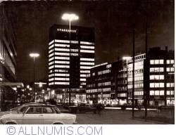 Image #1 of Dusseldorf - Berliner Allee at night -174
