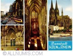Image #1 of Köln (Cologne) - Cathedral (Kölner Dom)