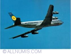 Imaginea #1 a Boeing 797 Intercontinental Jet - Lufthansa (1969)