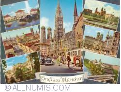 Image #1 of Munich - City views