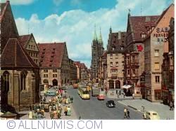 Image #1 of Nuremberg - St. Lorenz Church and Königstraße