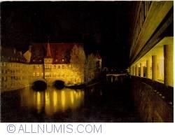Image #1 of Nürnberg - The Hospital of the Holy Spirit (Heilig Geist Spital)