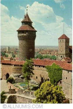 Image #1 of Nürnberg - Imperial Castle and the Round Tower