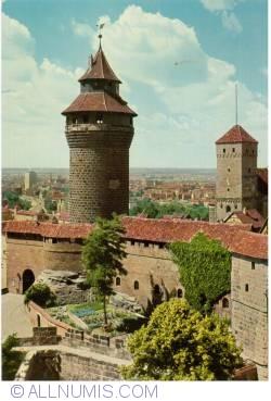 Imaginea #2 a Nürnberg - Castelul Imperial și Turnul Rotund