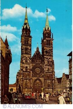 Image #1 of Nuremberg - St. Lorenz Church