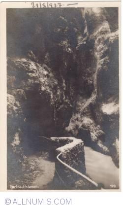 Image #1 of Cheile Partnach (Partnachklamm) (1927)