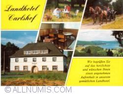 Schönheide - Landhotel Carlshof