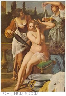 Image #1 of Potsdam - Sanssouci-Bethsabée dans le bain