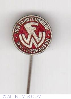 Image #1 of DDR -  VEB Fahrzeugwerk Waltershausen