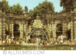 Dresden - Zwinger Palace - Nymphaeum (fountain)