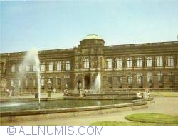 Image #1 of Dresden - Zwinger Palace - Zwinger courtyard and Semper Gallery