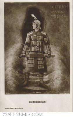 Image #1 of The Nibelungs - Fritz Alberti