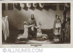 Image #1 of The Nibelungs - Gislher's engagement with Dietl - Verlobung Giselher und Dietlind
