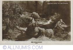 Image #1 of The Nibelungs - Siegfried's fight with the dragon - Siegfrieds Kampf mit dem Drachen