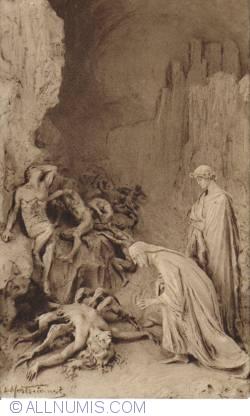 Image #1 of Divina Comedia (A05 - Purgatory)