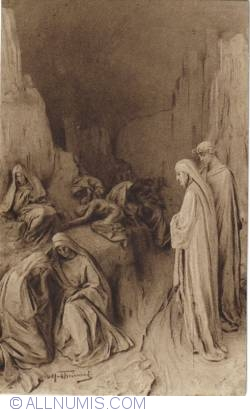 Image #1 of Divina Comedia (A06 - Purgatory)