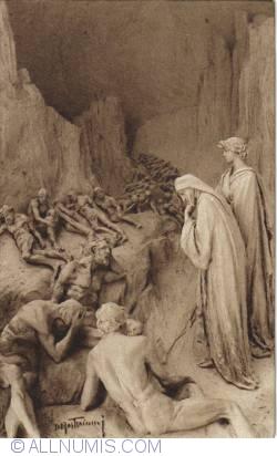Image #1 of Divina Comedia (A07 - Purgatory)