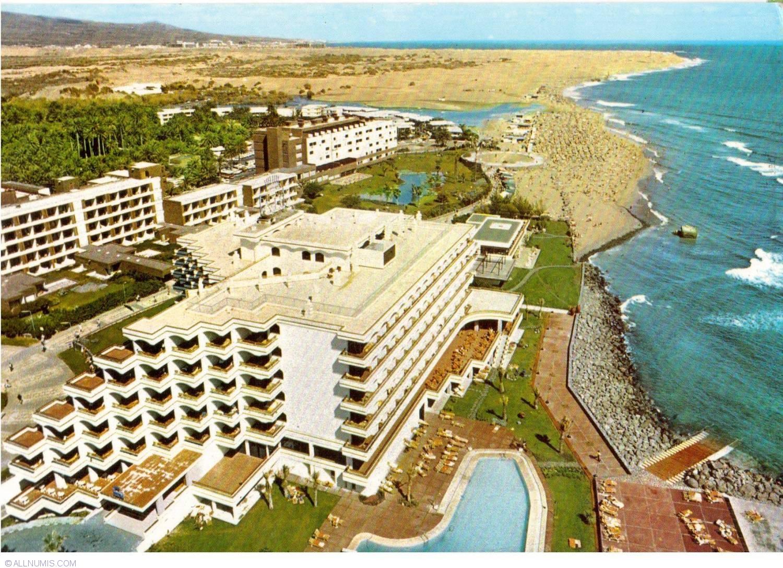 Las palmas de gran canaria hoteles y playa malopalomas for Hoteles 4 estrellas gran canaria
