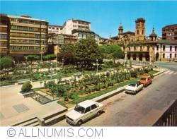 Image #1 of Lugo - Plaza de España and Plaza Mayor