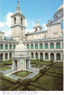 Image #1 of The Royal Site of San Lorenzo de El Escorial (Monasterio de San Lorenzo de El Escorial)