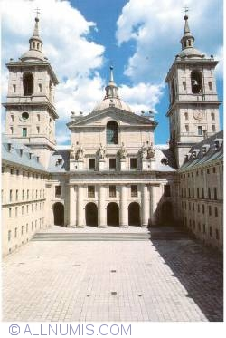 Image #2 of The Royal Site of San Lorenzo de El Escorial (Monasterio de San Lorenzo de El Escorial)