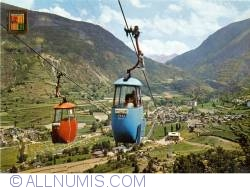 Imaginea #1 a Andorra - Cable car