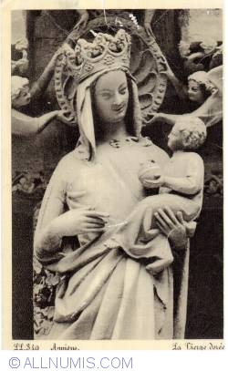 Imaginea #2 a Amiens - La Vierge dorée 349