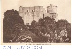 Image #2 of Falaise -  The Castle, north side (Le Château, coté Nord)
