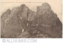 Image #1 of Savoie - Les Alpes des Savoie 2104 - aiguilles de Varens 2488M et Sallanches