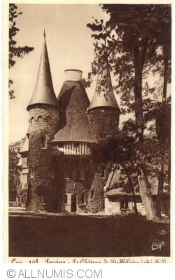 Image #1 of Louviers - The Saint-Hilaire Castle (Le Château Saint-Hilaire)