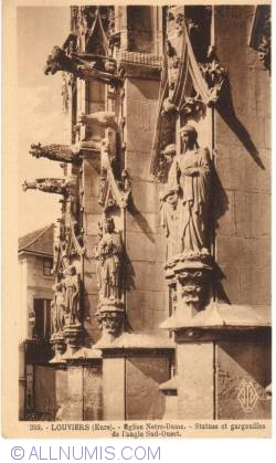 Image #1 of Louviers - Notre-Dame Church