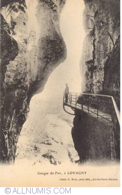 Lovagny - Gorges du Fier