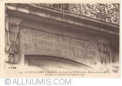 Image #2 of Lyon - Balcony iron forge of XVIII century