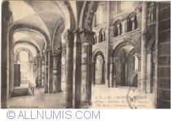 Image #1 of Mont Saint-Michel - The Abbey - The interior of the church (54)