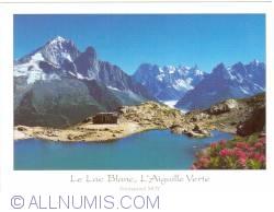 Image #1 of Le Lac Blanc. L'Aguille Verte