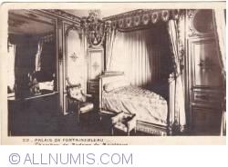 Imaginea #1 a Fontainebleau - Palatul - Camera doamnei de Maintenon (Le palais - Chambre de Madame de Maintenon) (1937)