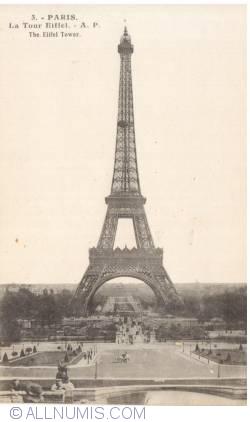 Image #1 of Paris - Eiffel Tower - Papeghin 003