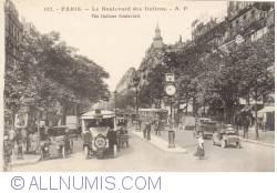 Image #2 of Paris - Boullevard des Italiens - Papeghin 152