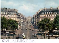 Paris - Avenue de l'Opéra
