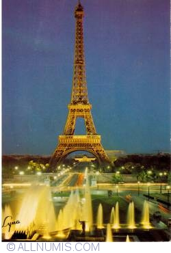 Image #1 of Paris - The Eiffel Tower - La Tour Eiffel