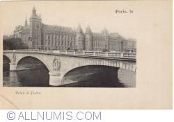 Imaginea #1 a Paris - Palatul Justiţiei (Palais de Justice)