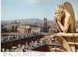 Imaginea #2 a Paris - Gânditorul de pe Notre-Dame - Le Penseur de Notre Dame