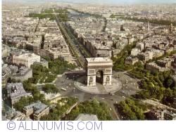 Image #1 of Paris - Aerial View - Vue  Aérienne