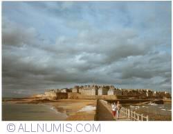 Imaginea #1 a Saint-Malo - Extremitatea Digului Negru (L'extrémité du môle des Noires)