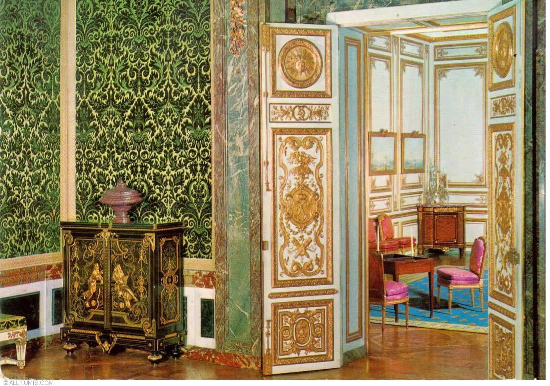 Versailles salon de l 39 abondance lys 201 versailles for Salon versailles