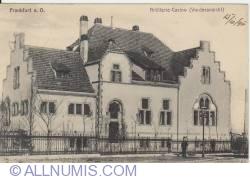Image #1 of Frankfurt am Oder - Artillerie-Casino (1911)