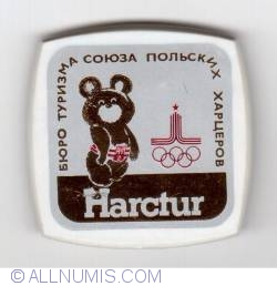 Imaginea #1 a HARCTUR - MOSCOVA JO 1980